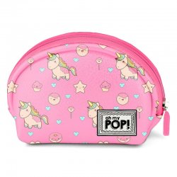 Oh My Pop Pink Unicorn Purse
