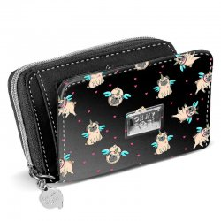 Oh My Pug Pop wallet