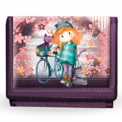 Ninette Bicycle wallet