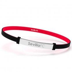 Sevilla FC junior fashion black bracelet
