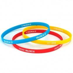 Valencia CF tricolor bracelet classic