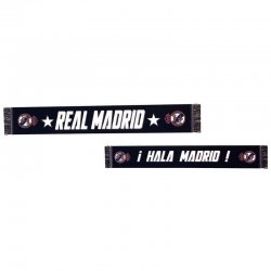 Real Madrid Hala Madrid! double fan scarf