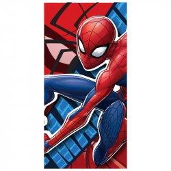 Marvel Spiderman microfiber beach towel