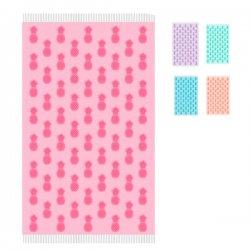 Pineapples cotton sarong beach towel