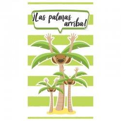 Las Palmas Top microfiber beach towel