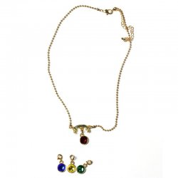 Harry Potter Charms interchangeable necklace