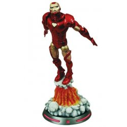 Marvel Select Action Figure Iron Man 18 cm