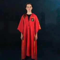 Harry Potter Gryffindor Quidditch robe wizard