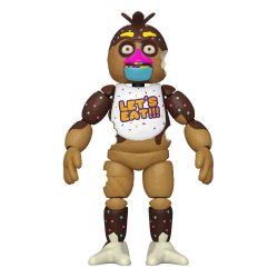 Five Nights at Freddy's Action Figure Chocolate Chica 13 cm