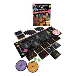 Five Nights at Freddy's Board Game Survive 'Til 6AM *English Version*