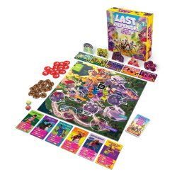 Last Defense! Board Game *English Version*