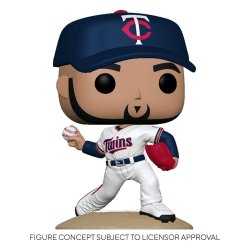 MLB POP! Sports Vinyl Figure Twins - José Berríos (Home Uniform) 9 cm
