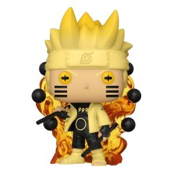 Naruto POP! Animation Vinyl Figure Naruto Six Path Sage 9 cm