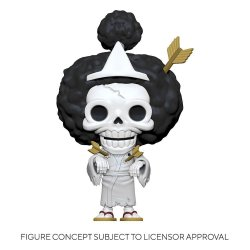One Piece POP! Television Vinyl Figure Brook 9 cm