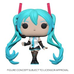 Vocaloid POP! Animation Vinyl Figure Hatsune Miku V4X 9 cm