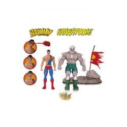 DC Comics Icons Action Figure 2-Pack The Death of Superman 15 cm