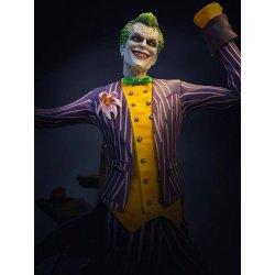 Batman Arkham Asylum Statue 1/8 The Joker 40 cm