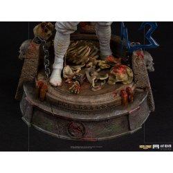 Mortal Kombat Art Scale Statue 1/10 Raiden 24 cm