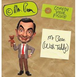 Mr. Bean Comedy Classic Vinyl Figure Mr. Bean (with Teddy) 18 cm