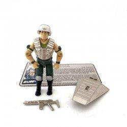 G.I. Joe: A Real American Hero (1982–1994) - Super Trooper (v1) (NL Filecard)