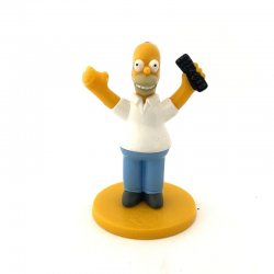The Simpsons - Homer Simpson (CHUPA CHUPS)