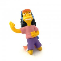 The Simpsons - Otto (Buger King UK)