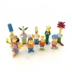 The Simpsons - The Simpson (Kinder Surprise)