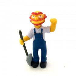 The Simpsons - Groundskeeper Willie