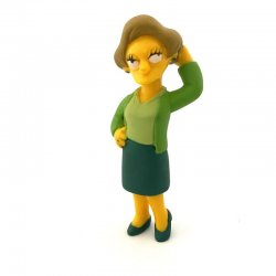 The Simpsons - Edna Krabappel