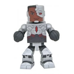 Justice League Movie Vinimates Figure Cyborg 10 cm