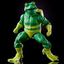 Frog Man Marvel Legends figure 15cm