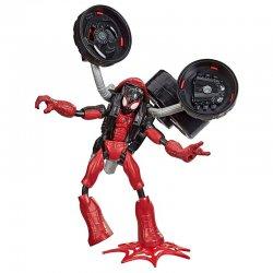 Rider Marvel Spiderman figure 15cm Bend and Flex