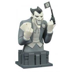 Batman The Animated Series Bust Almost Got 'Im Joker Black & White SDCC 2016 Exclusive 15 cm