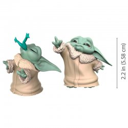Star Wars Yoda The Child pack 2 figures