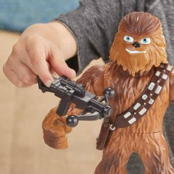 Star Wars Chewbacca action figure 25cm Mega Mighties