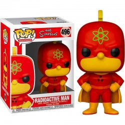 POP! figure Simpsons Radioactive Man