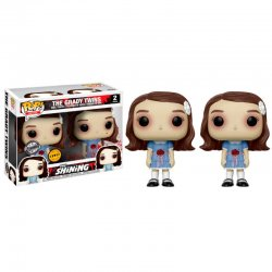 Figure 2-Pack POP! The Shining The Grady Twins Chase