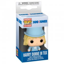 Pocket POP! keychain Dumb and Dumber Harry In Tux