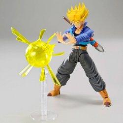 Dragon Ball Z Super Saiyan Trunks Model Kit 14cm figure