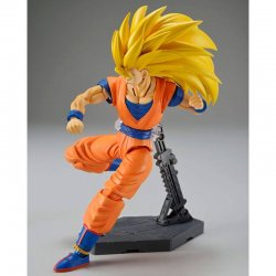 Dragon Ball Z Super Saiyan 3 Goku figure 14cm Model Kit