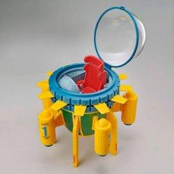 Dragon Ball Z Trunks Time Machine Model Kit 30cm figure