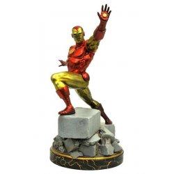 Marvel Premier Collection PVC Statue Classic Iron Man 35 cm