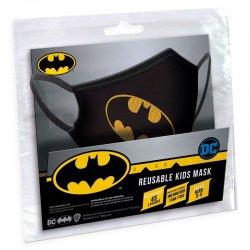 DC Comics Batman Gotham reusable face mask kids