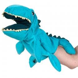 Jurassic World Mosasaurus hand puppet plush toy 25cm