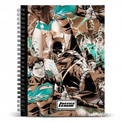 DC Comics Justice League A5 notebook