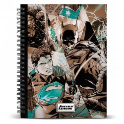 DC Comics Justice League A4 notebook