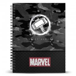 Marvel Thor Hammer A5 notebook