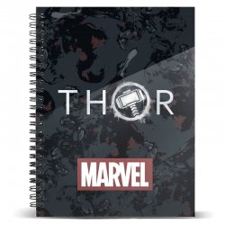 Marvel Thor Tempest A5 notebook