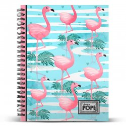 Oh My Pop Florida A4 notebook