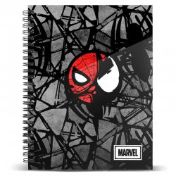 Marvel Venom Infection A5 notebook